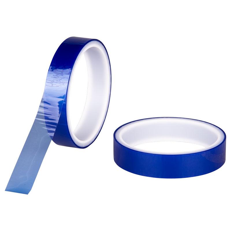 13700 - BLUE PET SILICON TAPE