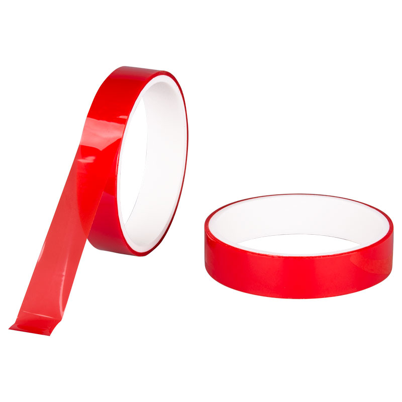 13702 - RED PET SILICON TAPE